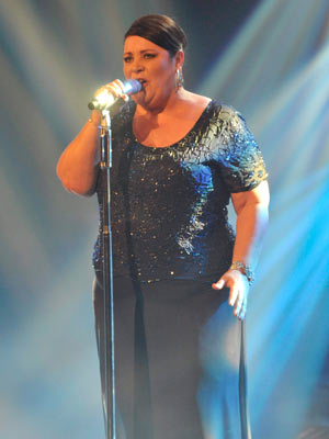 Mary Byrne | Mary Byrne on The X Factor | Now Magazine | Celebrity Gossip | TV News | Pictures