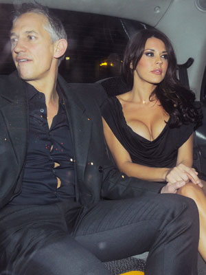 Danielle Lineker and Gary Lineker party hard in London | New Pictures | Celebrity Gossip | Now Magazine | News |