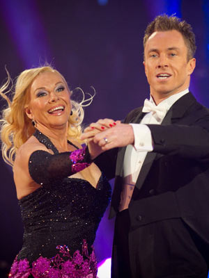Pamela Stephenson | Strictly Come Dancing 2010 - week 10 | Celebrity Gossip | Pictures | Photos | TV News