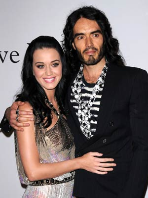 Katy Perry and Russell Brand | Pictures | Now Magazine | Celebrity Gossip