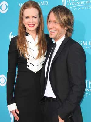 BABY JOY! Nicole Kidman and husband Keith Urban have new ...