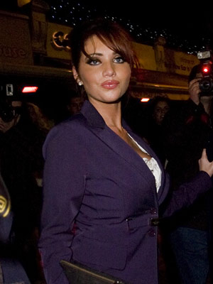 Amy Childs | Anesis SPA launch | Pictures | Photos | New | London