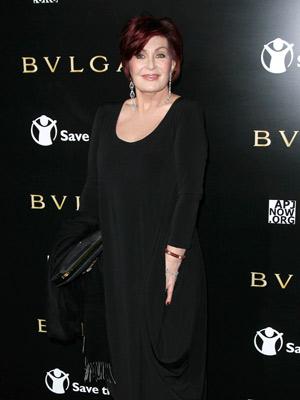 Sharon Osbourne | Bvlgari Benefit | Pictures | Photos | New | LA