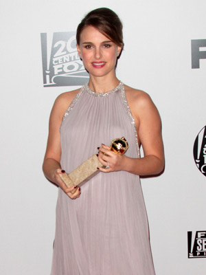 Natalie Portman | Golden Globes | Pictures | Photos | New | LA