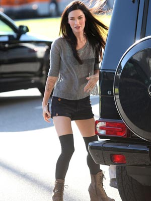 Megan Fox | Celebrity Gossip | Pictures | Photos | Gallery