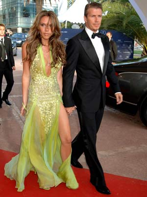 Victoria David Beckham A Love Story In Pictures