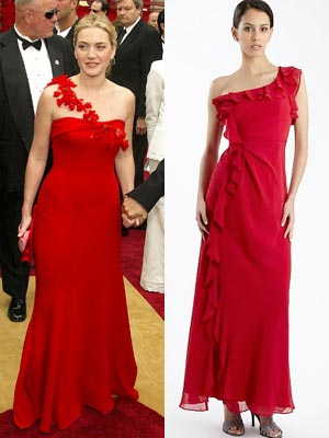 Kate Winslet  | Top 10 | Oscar Style Winners | Academy Awards | Pictures | Star Style | Fashion
