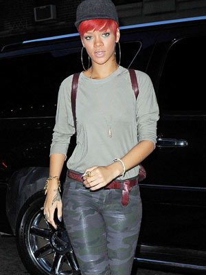 Rihanna Style File | Pictures | Now Magazine | Celebrity Gossip | Fashion | Dresses | Gallery Specials