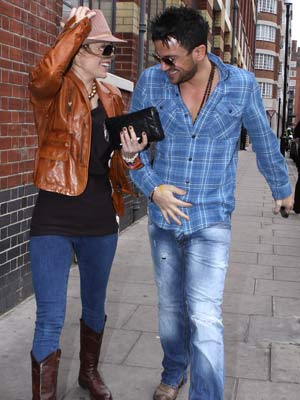 Elen Rivas and Peter Andre | Pictures | Photos | New