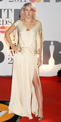 Ellie Goulding | Pictures | Style winners | Brits | Celebrity fashion