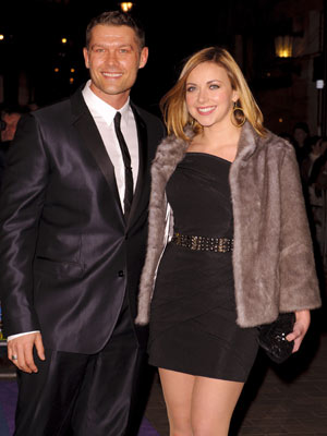 John Partridge and Charlotte Church | Wizard Of Oz Press Night | Pictures | Photos | Celebrity Gossip