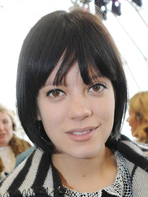 Lily Allen: I made myself sick to stay thin - CelebsNow  Lily Allen