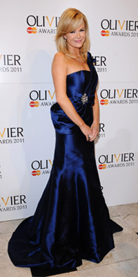 Amanda Holden | Olivier Awards | Pictures | Photos | New