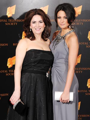 Debbie Rush and Michelle Keegan | RTS Awards | Pictures | Photos | New