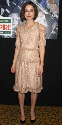Keira Knightley | Jameson Empire Awards 2011 | Pictures | Photos | New