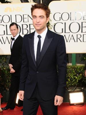 Robert Pattinson | Golden Globes | Pictures | Photos | New | LA