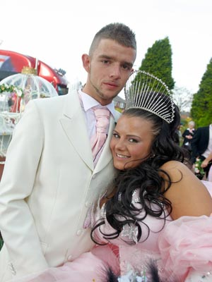 Big Fat Gypsy Wedding.Channel 4 To Air My Big Fat Royal Gypsy Wedding To Compete With Kate