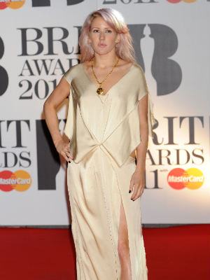 Brit Awards 2010 Ellie Goulding Pictures Brits Red Carpet Photos