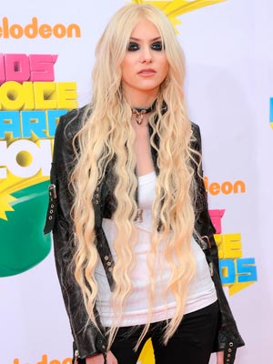 Taylor momsen has super long hair celebsnow taylor momsen has super long hair extensions pmusecretfo Choice Image