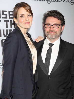 Tina Fey and Jeff Richmond | Pictures | Photos | New