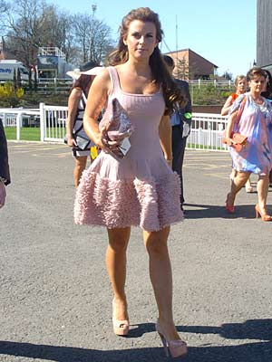 Coleen Rooney | Aintree | Pictures | Photos | New
