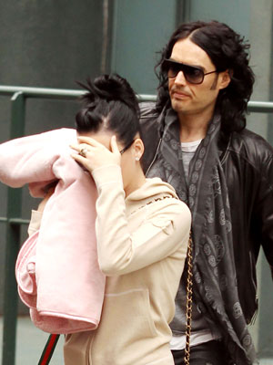 Russell Brand and Katy Perry | Pictures | Photos | New