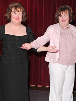 Susan Boyle | Waxwork | Pictures | Photos | New | Now Magazine