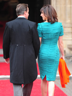 David and Samantha Cameron | Pictures | Photos | Now Magazine