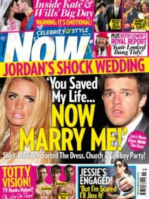 Now cover 9 May 2011