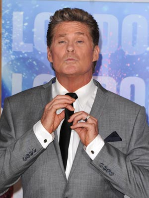 David Hasselhoff | Britain's Got Talent | Pictures | Photos | New | Now Magazine