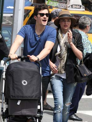 Orlando Bloom and Miranda Kerr | Pictures | Photos | New