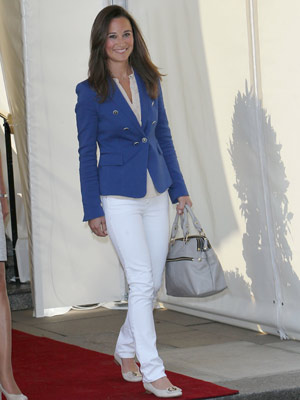 Pippa Middleton's post wedding look| Fashion News| Now Magazine| Celebrity Gossip