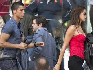 Cristiano Ronaldo and Irina Shayk | Madrid Open Tennis Tournament Final | Pictures | Photos | New