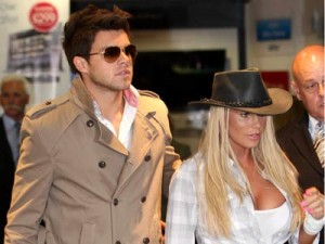 Leandro Penna and Katie Price | Paradise Book Signing | Pictures | Photos | New