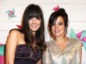 Sarah Owen and Lily Allen | Lucy In Disguise Launch | Pictures | Photos | New