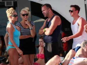 Katie Price and Kirk Norcross | Marbella 2011 | Pictures | Photos | New