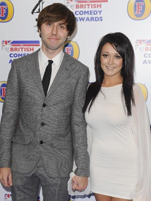 BABY JOY! Inbetweeners' Jay AKA James Buckley is going to ...