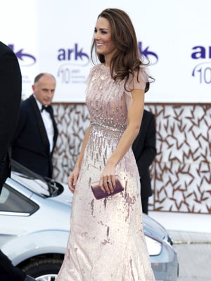 Kate Middleton | ARK 10th Anniversary Gala Dinner | Pictures | Photos | New