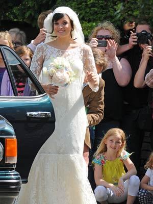 Lily Allen wedding | Pictures | New | Celebrity gossip