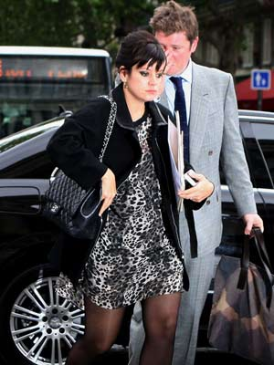 Lily Allen and Sam Cooper | Paris June 2011 | Pictures | Photos | New