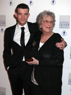 Russell Tovey and Margaret Tyzack | Pictures | Photos | Television News | Celebrity News