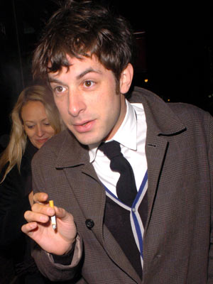 Celebrity smoker: Mark Ronson