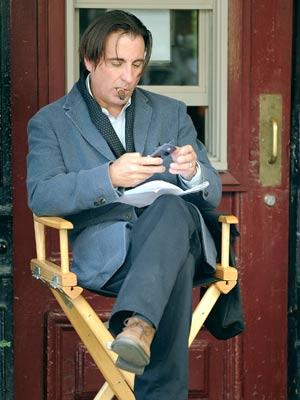 Celebrity smoker: Andy Garcia