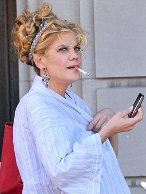 Celebrity smoker: Kristen Johnston
