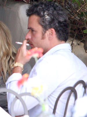 Celebrity Smokers: Balthazar Getty