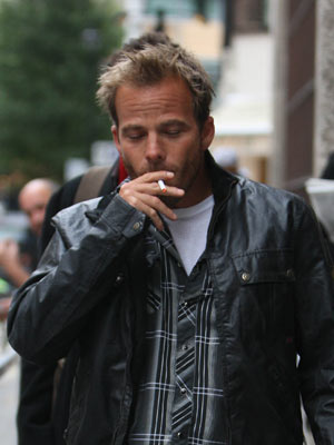 Celebrity Smokers: Stephen Dorff
