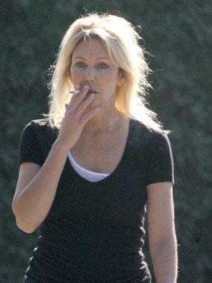 Celebrity Smokers: Heather Locklear