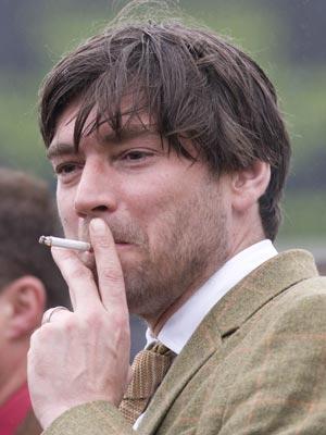 Celebrity Smokers: Alex James