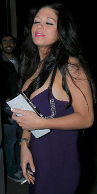 Bianca Gascoigne | Celebrity Smokers | Pictures | Now Magazine | Celebrity Gossip
