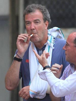 Jeremy Clarkson | Celebrity Smokers | Pictures | Now Magazine | Celebrity Gossip